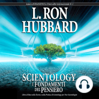 Scientology: I Fondamenti del Pensiero: Scientology: The Fundamentals of Thought, Italian Edition