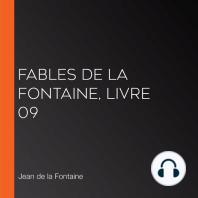 Fables de La Fontaine, livre 09