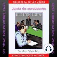 Junta de acreedores (Creditors' Meeting)