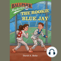 The Rookie Blue Jay