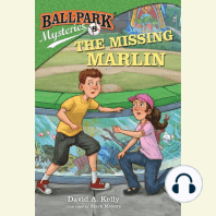 Ballpark Mysteries #8