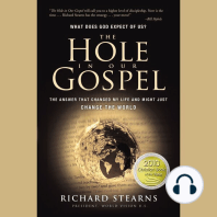 A Hole In Our Gospel