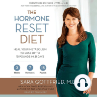 The Hormone Reset Diet: The 21-day Diet That Resets Your Metabolism