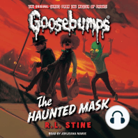 Classic Goosebumps - The Haunted Mask