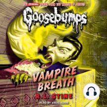 Classic Goosebumps - Vampire Breath: Vampire Breath