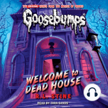 Classic Goosebumps - Welcome to Dead House: Welcome to Dead House