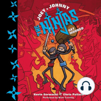 Joey and Johnny, the Ninjas