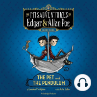 The Misadventures of Edgar & Allan Poe, Book 3