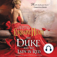 The Duke and the Lady in Red