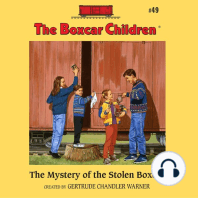 The Mystery of the Stolen Boxcar