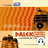 Invasion of the Daleks