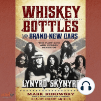 Whiskey Bottles and Brand New Cars
