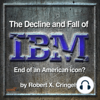 The Decline & Fall of IBM: End of an American Icon?