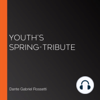 Youth's Spring-Tribute