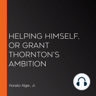 Helping Himself, or Grant Thornton's Ambition