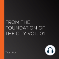 From the Foundation of the City Vol. 01
