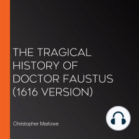 The Tragical History of Doctor Faustus (1616 version)