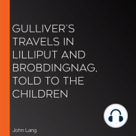 Gulliver's Travels in Lilliput and Brobdingnag, Told to the Children