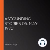 Astounding Stories 05, May 1930