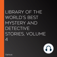Library of the World's Best Mystery and Detective Stories, Volume 4