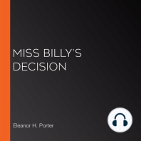 Miss Billy's Decision