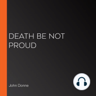 Death Be Not Proud