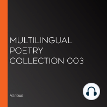 Multilingual Poetry Collection 003