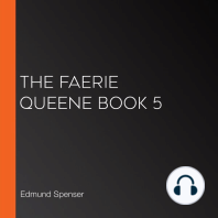 The Faerie Queene Book 5
