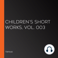 Children's Short Works, Vol. 003