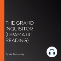 The Grand Inquisitor (dramatic reading)