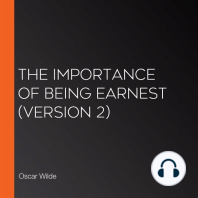 The Importance of Being Earnest (version 2)