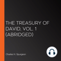 The Treasury of David, Vol. 1 (Abridged)
