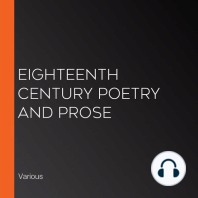 Eighteenth Century Poetry and Prose