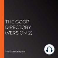 The Goop Directory (version 2)