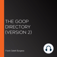 The Goop Directory (version 2)