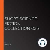 Short Science Fiction Collection 025
