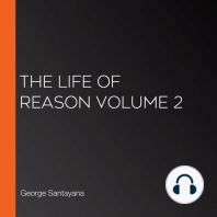 The Life of Reason volume 2