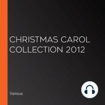 Christmas Carol Collection 2012