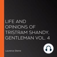 Life and Opinions of Tristram Shandy, Gentleman Vol. 4