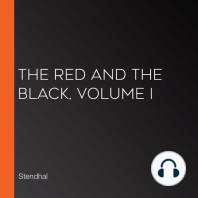 The Red and the Black, Volume I