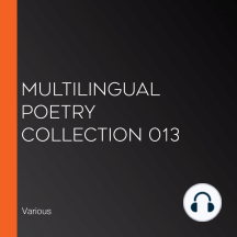 Multilingual Poetry Collection 013