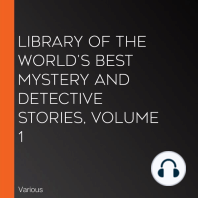 Library of the World's Best Mystery and Detective Stories, Volume 1