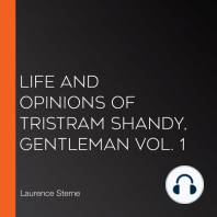 Life and Opinions of Tristram Shandy, Gentleman Vol. 1
