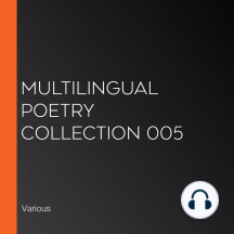 Multilingual Poetry Collection 005