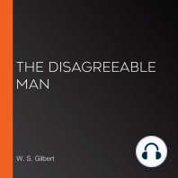 The Disagreeable Man