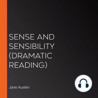 Sense and Sensibility (dramatic reading)