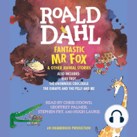 Fantastic Mr. Fox & Other Animal Stories