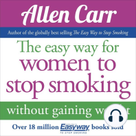 The Easy Way for Women to Stop Smoking
