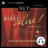 Bible Alive! NLT Psalms and Proverbs