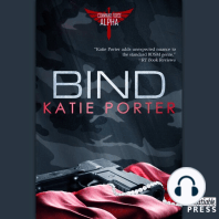 Bind: Command Force Alpha Series, Book 3